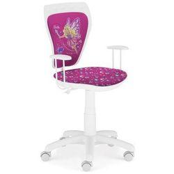 Nowy styl Krzesło dziecięce ministyle barbie wróżka w