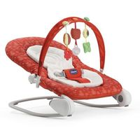 Chicco  leżaczek hoopla red berry new do 18 kg (8058664074907)