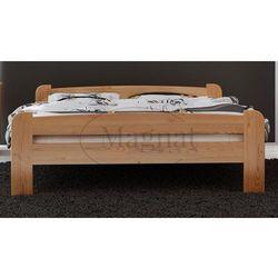 Łóżko drewniane Ania 140x200
