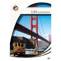 DVD Podróże Marzeń USA Kalifornia