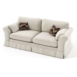 Meblo dom Hudson sofa 3 osobowa bez funkcji spania ze zdejmowanym pokrowcem