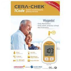 Glukometr CERA CHEK - sprawdź w wybranym sklepie
