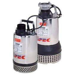 Zatapialna pompa jednofazowa AFEC FS-400 [240l/min] - oferta (154edc40934f9745)