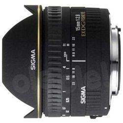 Sigma AF 15/2,8 EX DG Fisheye Canon - produkt w magazynie - szybka wysyłka! - sprawdź w wybranym sklepie
