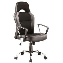 Fotel obrotowy q-033 czarny marki Signal meble