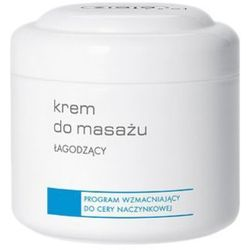 łagodzący krem do masażu program wzmacniający do cery naczyniowej (01313) od producenta Ziaja pro