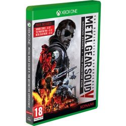 Metal Gear Solid 5 The Definitive Experince z kategorii [gry Xbox One]