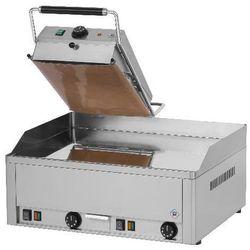 Płyta grillowa elektryczna podwójna z nakładką steak grill kd-63 marki Redfox