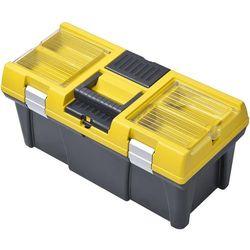 Patrol skrzynka na narzędzia stuff 20 semi profi carbo, żółta (5901238233145)