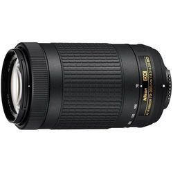 Nikon AF-P DX NIKKOR 70-300mm f/4.5-6.3G ED - produkt z kategorii- Obiektywy fotograficzne