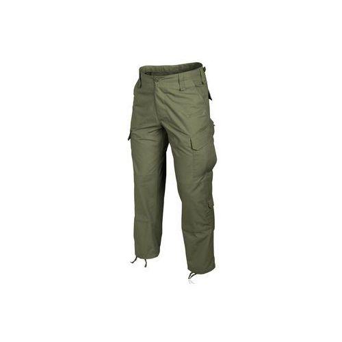 Spodnie Helikon CPU PoliCotton Ripstop olive green r. M (regular) - produkt z kategorii- spodnie męskie