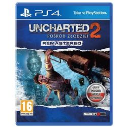 Uncharted 2 Among Thieves, gra na konsolę PlayStation4