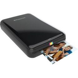 Polaroid Drukarka  mini zip printer bluetooth czarny