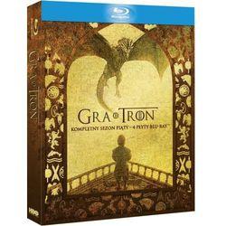 Gra o Tron, sezon 5 (Blu-ray) - David Benioff z kategorii Seriale, telenowele, programy TV