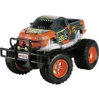 Dickie toys Samochód rc dla początkujących  dino hunter, 1:24, elektryczny, 190 mm, rtr (4006333042065)