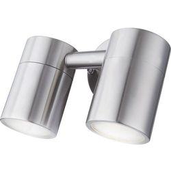 Kinkiet lampa zewnętrzna ścienna Globo Style 2x5W GU10 reflektorek chrom 3207-2L, 3207-2L