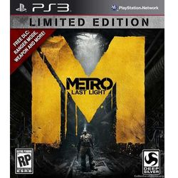 Metro Last Light - produkt z kat. gry PS3