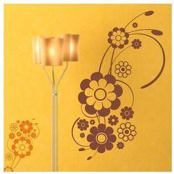 Kwiaty 1198 szablon malarski marki Deco-strefa – dekoracje w dobrym stylu