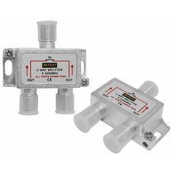 Rozdzielacz antenowy LAMEX LX5102 2 Way