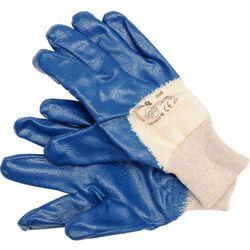 Vorel Rękawice robocze 74140 niebieski (rozmiar 10) (5906083741401)