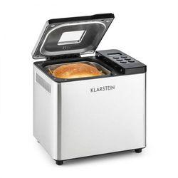 Krümmelmonster automat do pieczenia chleba 550 W 750 g stal nierdzewna srebrny/czarny
