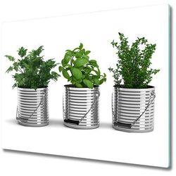 Deska do krojenia Aromatyczne rośliny