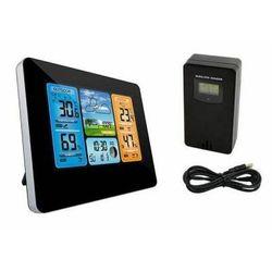 Home appliances Wielofunkcyjna stacja pogody / barometr... + bezprzewodowy czujnik dcf.