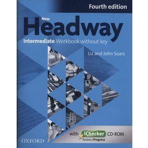 Headway Intermediate Fourth Edition Zeszyt Ćwiczeń, oprawa broszurowa