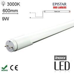INOXX 60T8K3000 FS MI 1S Świetlówka LED ciepła 600mm G13 jednostronnie zasilana o mocy 9W 800 lumenów 3000K - oferta [25f4622625c576be]
