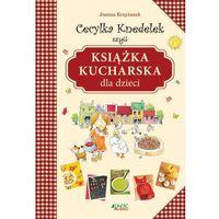 Cecylka Knedelek czyli książka kucharska dla dzieci + notesik (500 str.)