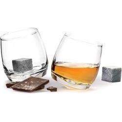 Sagaform - Bar - szklanki do whisky z kamieniami, kpl. 2 szt.