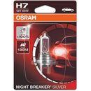 Osram® h7 night breaker® silver + 100%   blister