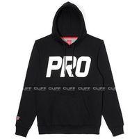 Prosto Bluza  hoody pro black