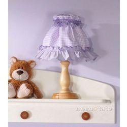 MAMO-TATO Lampka Nocna Śpioch w hamaku w fiolecie z kategorii oświetlenie dla dzieci
