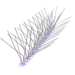 Kolce na ptaki TYP X dł.50cm metalowe