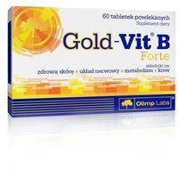 Tabletki Gold-Vit® B Forte 60 tabletek Olimp