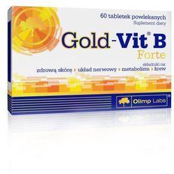 Gold-Vit® B Forte 60 tabletek Olimp (Witaminy i minerały)