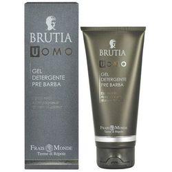 Frais Monde Men Brutia Exfoliating Pre-Shave Cleansing Gel 100ml M Żel do golenia z kategorii Żele do goleni