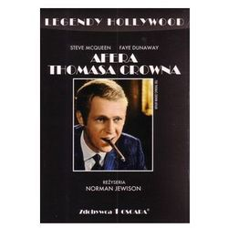 Afera Thomasa Crowna (1968) The Thomas Crown Affair (1968) - Darmowa dostawa! - sprawdź w wybranym sklepie