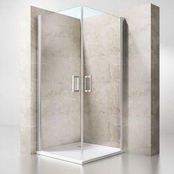 Liniger Kabina prysznicowa uchylna podwójna dv9000