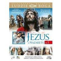 Praca zbiorowa Jezus z nazaretu cz.1+ film dvd (9788362377398)
