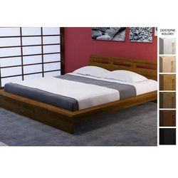Frankhauer Łóżko drewniane Yoko 200 x 200