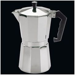 Kawiarka aluminiowa Cilio na 9 filiżanek espresso (CI-320626) (4017166320626)
