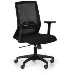 Krzesło biurowe START, czarne