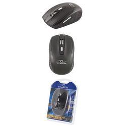 Mysz Bezprzewodowa 2,4GHz Titanum , Optyczna 6D, SNAPPER - sprawdź w wybranym sklepie
