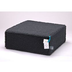 We love beds Puf soft flat graphite by