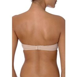 Underwear PERFECTLY FIT Biustonosz bardotka sanddune marki Calvin Klein