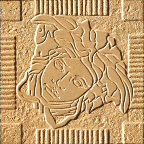 PALACE STONE Angoli Rivestimenti Medusa Oro 9,8x9,8 (P-21)