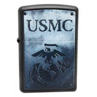 Zapalniczka ZIPPO US Marine Corps, Black Matte (Z28744), towar z kategorii: Zapalniczki