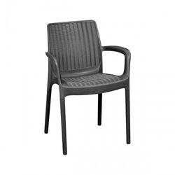 Krzesło ogrodowe DANTE HIGH BACK